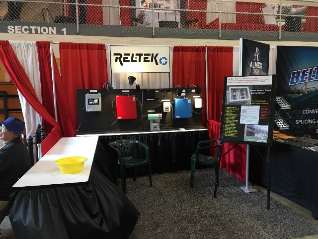 Rel-Tek Corporation at the Bluefield Show