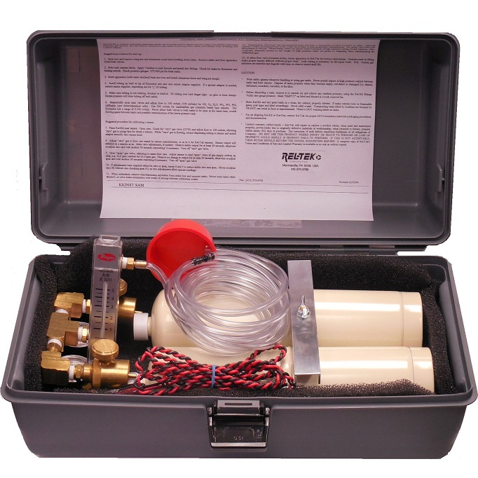 Portable Calibration Gas Unit KalKit